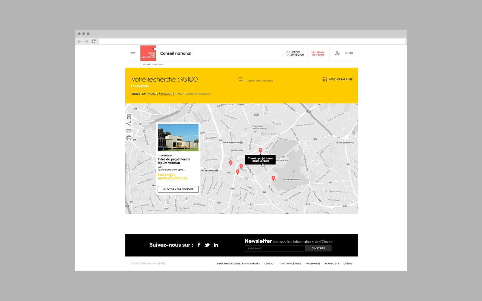 Liste Ordre Des Architectes conseil national de l'ordre des architectes - amédé, conseil